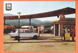 Esp226 Peu Commun LA JUNQUERA  Vista Parcial Estacion Frontera STATION SERVICE De La FRONTIERE  España N° 1934 - Gerona