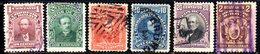APR1831 - BOLIVIA 1901 , Serie Yvert N. 67/72  Usata  (2380A) - Bolivia