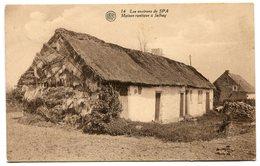 CPA - Carte Postale - Belgique - Maison Rustique à Jalhay - 1922 (B9384) - Jalhay