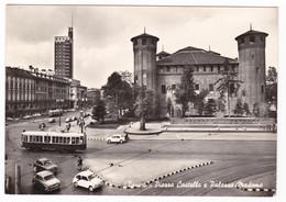 TRAM - TORINO TRAM   NR.  2  - TRAMWAY - CARTOLINA SPEDITA 17/5/1959 - Tram
