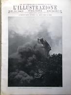 L'Illustrazione Italiana 26 Agosto 1917 WW1 Monte Nero Hermada Londra Salonicco - Guerra 1914-18