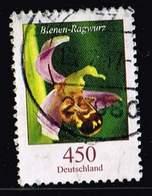 Bund 2015,Michel# 3191 O Bienen-Ragwurz - BRD
