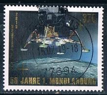 2019  50 Jahre Mondlandung - Oblitérés