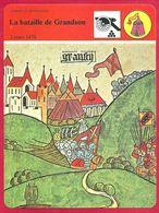 La Bataille De Morat. Victoire Des Suisses, Alliés De Louis XI, Sur Charles Le Téméraire. Guerre De Bourgogne, 1476. - History