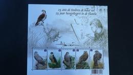 COB BL 182** Neuf  2010  COB 4030/4034** Oiseaux - Blocs 1962-....