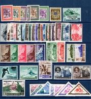 Saint-Marin Belle Collection Neufs * 1936/1952.  Bonnes Valeurs. B/TB. A Saisir! - San Marino