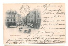 Brive - Meursault -  Cachet  1899 -  CPA° - Brive La Gaillarde