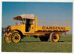 """Camion Publicitaire Pour La Bière """"Cardinal"""" - Cartes Postales"""