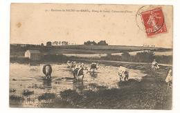 Salins Les Bains - Loisy - Etang - Ivory -  CPA° - Autres Communes