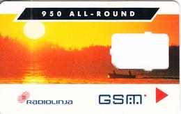 FINLAND - Radiolinja GSM, Used - Finland