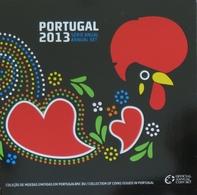 0559 - COFFRET BU PORTUGAL - 2013 - 1 Cent à 2 Euros - Portogallo