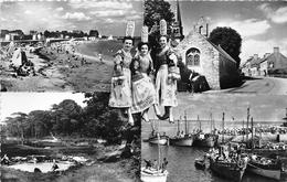 ¤¤  -   LOCTUDY   -  Multivues  -  Reines Des Brodeuses, Plage, Lavoir Au Suler, Chapelle, Port   -  ¤¤ - Loctudy