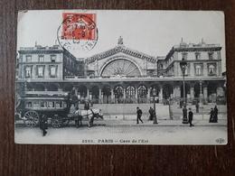 L22/241 Paris - Gare De L'Est - Métro Parisien, Gares