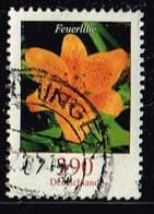 Bund 2006, Michel# 2534 R O Blumen:Feuerlilie Mit Nr. 110 - Roller Precancels