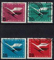 BRD 1955 // Mi. 205/208 O - BRD