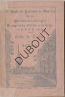NIVELLES/NIJVEL Ste Gertrude - Guide Du Visiteur - 1893 - Avec Des Illustrations  (N751) - Oud