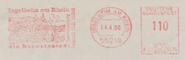 Freistempel 1081 Ingelheim - Marcophilie - EMA (Empreintes Machines)