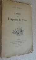 Autant En Emporte Le Vent - Jean Moréas (1886-1887) - 1893 - History