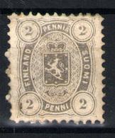 Finlandia Nº 13a. Año Nº 1875/81 - 1856-1917 Administration Russe