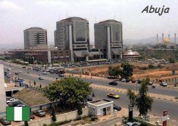 1 AK Nigeria * Ansicht Der Hauptstadt Abuja * - Nigeria