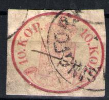 Finlandia Nº 2. Año Nº 1856 - Oblitérés