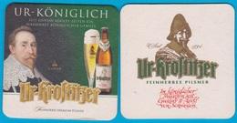 Krostitzer Brauerei Krostitz ( Bd 2348 ) - Bierdeckel