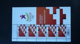 COB F 4045** Neuf- 2010 - Sport Au Sommet – Jeux Olympiques De La Jeunesse - Feuilles Complètes