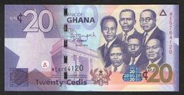 GHANA 20  2014 UNC - Ghana
