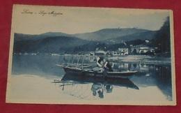 Luino - Lago Maggiore  ::: Barques - Bateaux - Pêcheurs - Pêche  ---------------- 501 - Luino