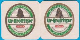 Krostitzer Brauerei Krostitz ( Bd 2351 ) - Bierdeckel