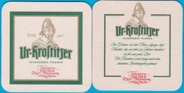 Krostitzer Brauerei Krostitz ( Bd 2352 ) - Bierdeckel