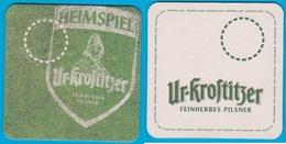 Krostitzer Brauerei Krostitz ( Bd 2354 ) - Bierdeckel