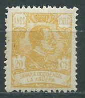 La Ag�era Sueltos 1923 Edifil 19 (*) Mng - Aguera