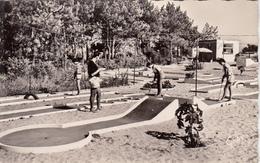 17 ILE De RE Le Bois Le Golf Miniature 1955 - Ile De Ré