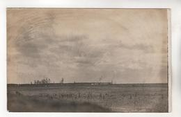 +81,  FOTO-AK, WK I, Lettland, Überschwemmung, - Guerre 1914-18