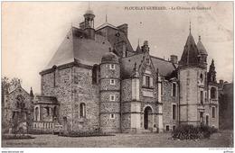 PLOUEGAT GUERAND LE CHATEAU DE GUERAND 1906 TBE - Other Municipalities