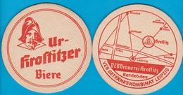 Krostitzer Brauerei Krostitz ( Bd 2358 ) - Bierdeckel