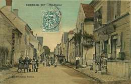 150719 - 77 VOISINS QUINCY Rue Pasteur - Postes Recette Auxiliaire - PTT Animation - Autres Communes