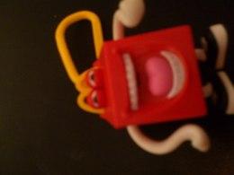 Figurine Mac Donald Happy Meal Avec Son De Rire - Figurines