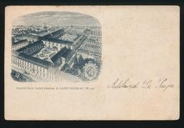 SINT NIKLAAS    INSTITUT SAINT JOSEPH - Sint-Niklaas