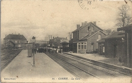 CPA Corbie La Gare - Corbie