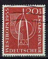 BRD 1955 // Mi. 218 O - BRD