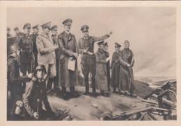 Deutsches Reich Postkarte Munchen Haus Der Deutchen Kunst 1938-45 - Briefe U. Dokumente