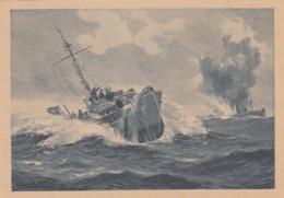 Deutsches Reich Postkarte Feldpost 1938-45 - Germany