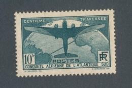 FRANCE - N°YT 321 NEUF** SANS CHARNIERE AVEC GOMME NON ORIGINALE (GNO) - COTE YT : 375€ - 1936 - Neufs