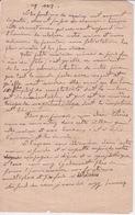 974 - ILE DE LA REUNION - LETTRE MANUSCRITE DU MAIRE  QUI A CELEBRER UN MARIAGE - Documentos Históricos