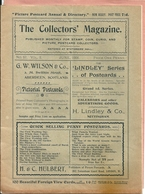 The Collector's Magazine N°57 Juin 1906 Philatélie,Numismatique Cartes Postales - Inglesi (prima Del 1940)