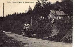90 - Ballon  D'Alsace - Poste De Douane Frontière - - France