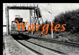 CPSA.   La Voie Ferrée Moderne - LUXEMBOURG.  Traverse RS/SL.    () - Trains
