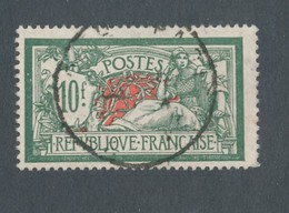 FRANCE - N°YT 207 OBLITERE - COTE YT : 17€ - 1925/26 - 1900-27 Merson